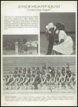 1979 Lake Dallas High School Yearbook Page 118 & 119