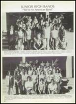 1979 Lake Dallas High School Yearbook Page 124 & 125