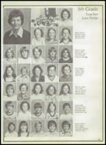 1979 Lake Dallas High School Yearbook Page 132 & 133