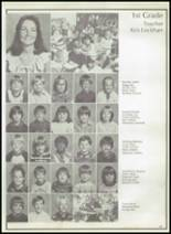 1979 Lake Dallas High School Yearbook Page 144 & 145