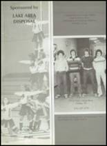1979 Lake Dallas High School Yearbook Page 156 & 157