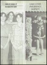 1979 Lake Dallas High School Yearbook Page 158 & 159
