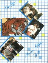 1987 Yearbook Morse High School