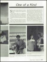 1990 West Potomac High School Yearbook Page 24 & 25