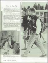 1990 West Potomac High School Yearbook Page 34 & 35