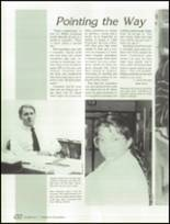 1990 West Potomac High School Yearbook Page 82 & 83