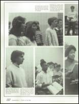 1990 West Potomac High School Yearbook Page 90 & 91