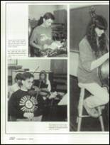 1990 West Potomac High School Yearbook Page 92 & 93