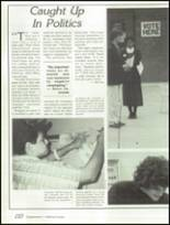 1990 West Potomac High School Yearbook Page 94 & 95