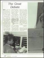 1990 West Potomac High School Yearbook Page 98 & 99