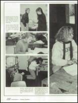 1990 West Potomac High School Yearbook Page 104 & 105