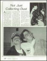 1990 West Potomac High School Yearbook Page 108 & 109