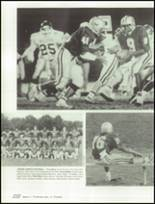 1990 West Potomac High School Yearbook Page 118 & 119