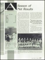 1990 West Potomac High School Yearbook Page 128 & 129