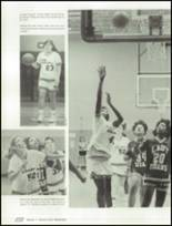 1990 West Potomac High School Yearbook Page 134 & 135