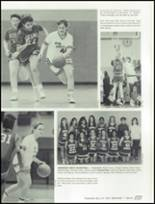 1990 West Potomac High School Yearbook Page 136 & 137