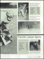 1990 West Potomac High School Yearbook Page 154 & 155