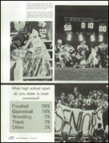 1990 West Potomac High School Yearbook Page 156 & 157
