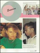 1990 West Potomac High School Yearbook Page 196 & 197