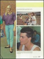 1990 West Potomac High School Yearbook Page 198 & 199