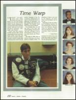 1990 West Potomac High School Yearbook Page 200 & 201
