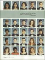 1990 West Potomac High School Yearbook Page 204 & 205