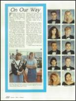 1990 West Potomac High School Yearbook Page 208 & 209
