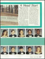 1990 West Potomac High School Yearbook Page 210 & 211