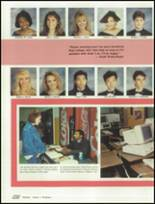 1990 West Potomac High School Yearbook Page 212 & 213