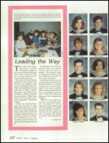1990 West Potomac High School Yearbook Page 214 & 215