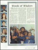 1990 West Potomac High School Yearbook Page 218 & 219