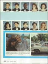 1990 West Potomac High School Yearbook Page 220 & 221