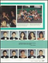 1990 West Potomac High School Yearbook Page 222 & 223