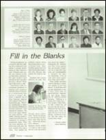 1990 West Potomac High School Yearbook Page 232 & 233