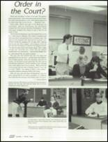 1990 West Potomac High School Yearbook Page 234 & 235