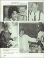 1990 West Potomac High School Yearbook Page 236 & 237