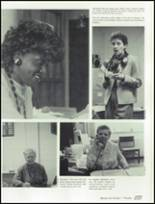 1990 West Potomac High School Yearbook Page 238 & 239