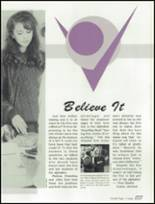 1990 West Potomac High School Yearbook Page 240 & 241