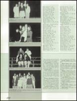 1990 West Potomac High School Yearbook Page 244 & 245