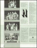 1990 West Potomac High School Yearbook Page 250 & 251
