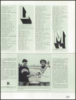 1990 West Potomac High School Yearbook Page 252 & 253