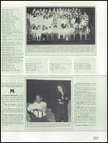 1990 West Potomac High School Yearbook Page 254 & 255