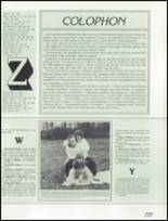 1990 West Potomac High School Yearbook Page 262 & 263
