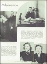 1939 Central High School Yearbook Page 12 & 13