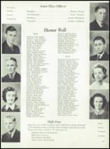 1939 Central High School Yearbook Page 22 & 23