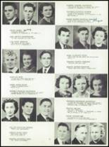 1939 Central High School Yearbook Page 24 & 25