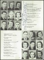 1939 Central High School Yearbook Page 26 & 27