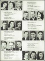 1939 Central High School Yearbook Page 28 & 29