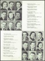 1939 Central High School Yearbook Page 30 & 31