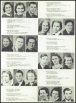 1939 Central High School Yearbook Page 32 & 33